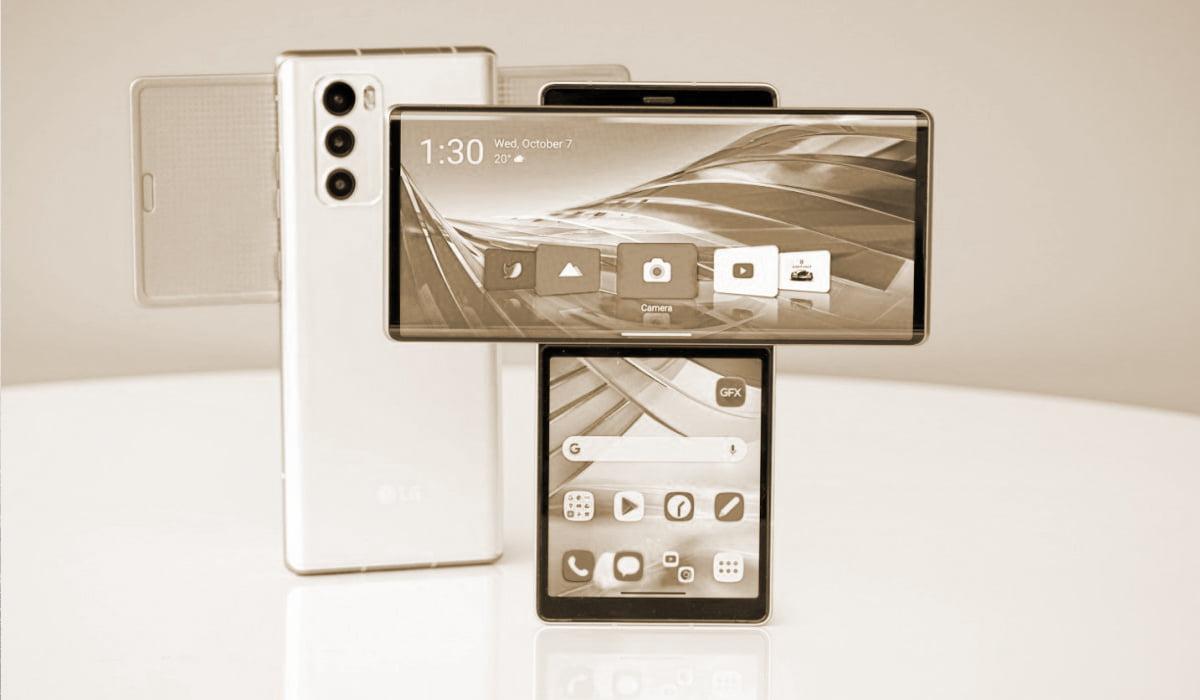 LG abandona smartphones