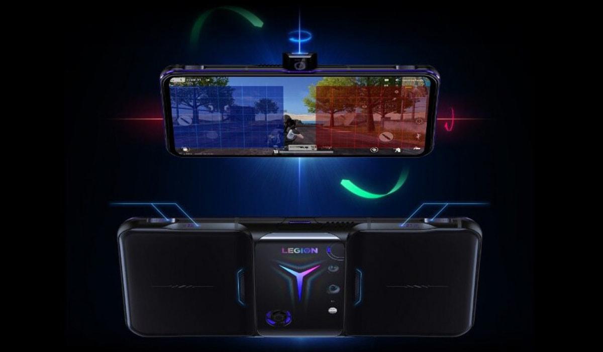 Lenovo Legion Phone Duel 2 Concorrente do Asus ROG Phone 5