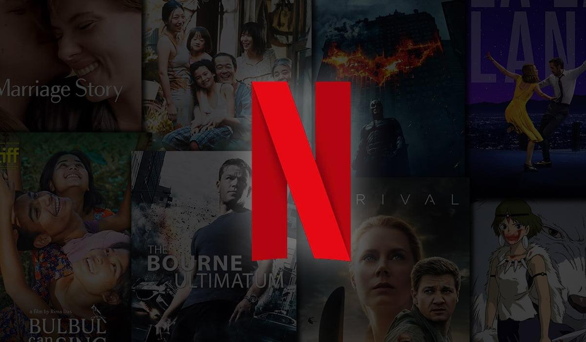 Netflix Maio