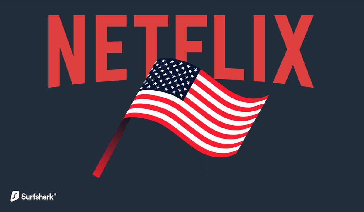 Netflix Estados Unidos Surfshark VPN