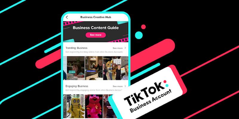 Novidade no TikTok - app lança novo Business Creative Hub - Centro de Criação de Negócios - redes sociais - a Menina Digital - Techenet - 1