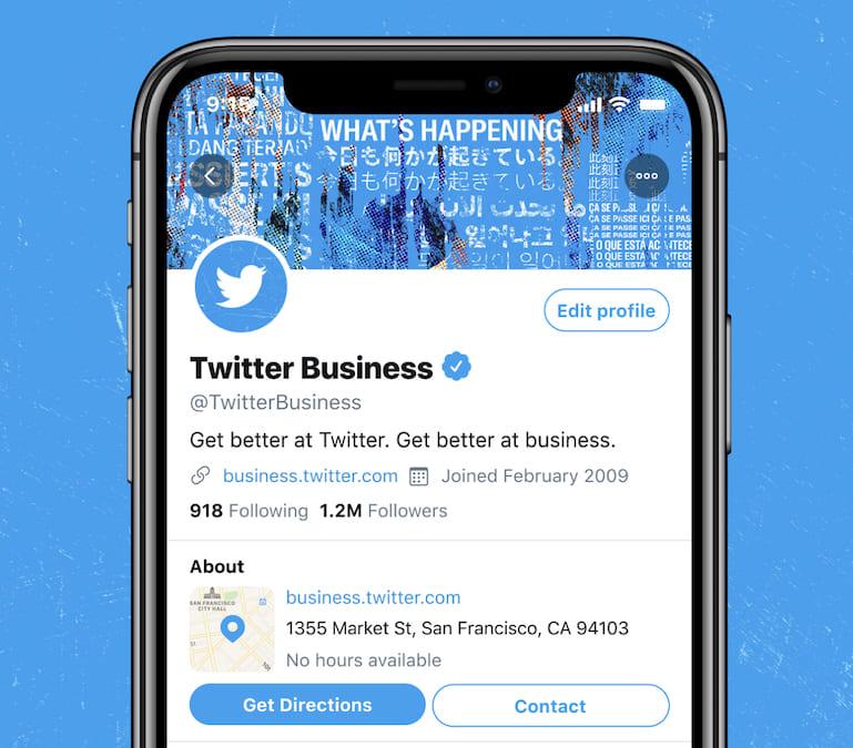 Novidades no Twitter - plataforma testa Perfis Profissionais para marcas e criadores de conteúdo - marketing digital - redes sociais - a Menina Digital - Techenet - Cláudia Assis - 1
