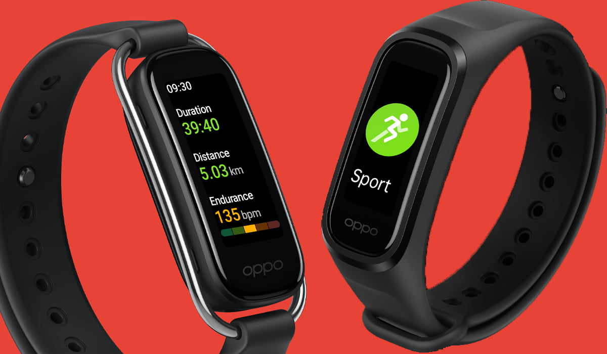 OPPO Band Sport smartband Portugal