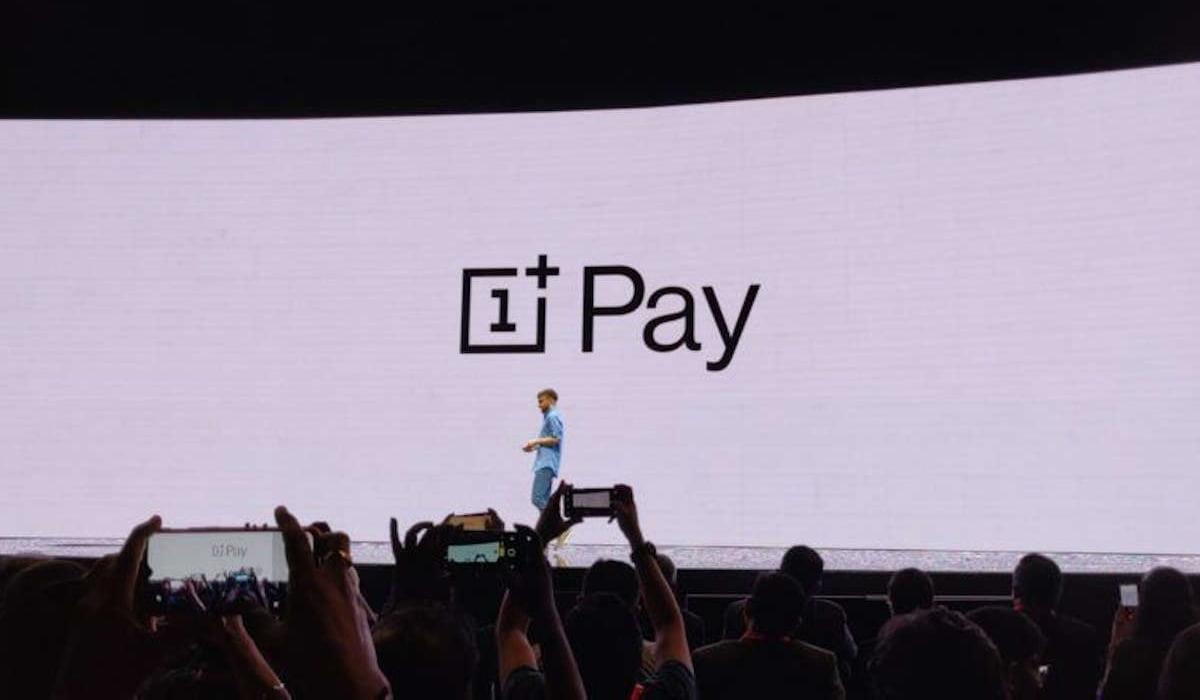 OnePlus Pay Google Pay