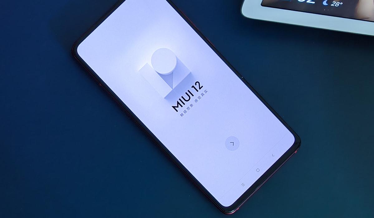 POCO Xiaomi MIUI 12.5
