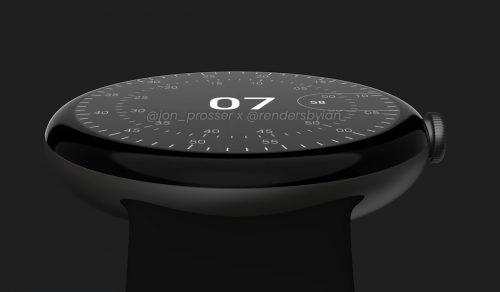 Relógio Google Pixel Watch