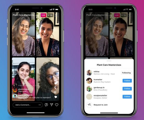 Salas de áudio do Instagram surge como mais novo concorrente do Clubhouse - redes sociais - Techenet - a Menina Digital - Cláudia Assis - 1