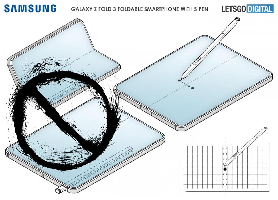 Samsung Galaxy Z Fold3 S Pen