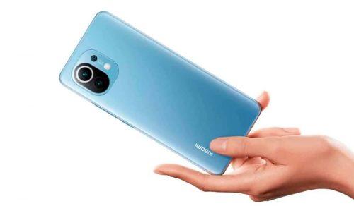 Xiaomi Mi 11 MIUI 12.5