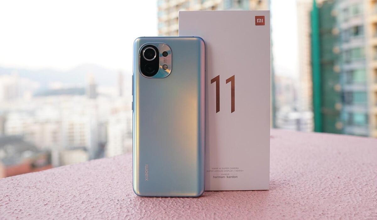 Xiaomi Mi 11 promoção