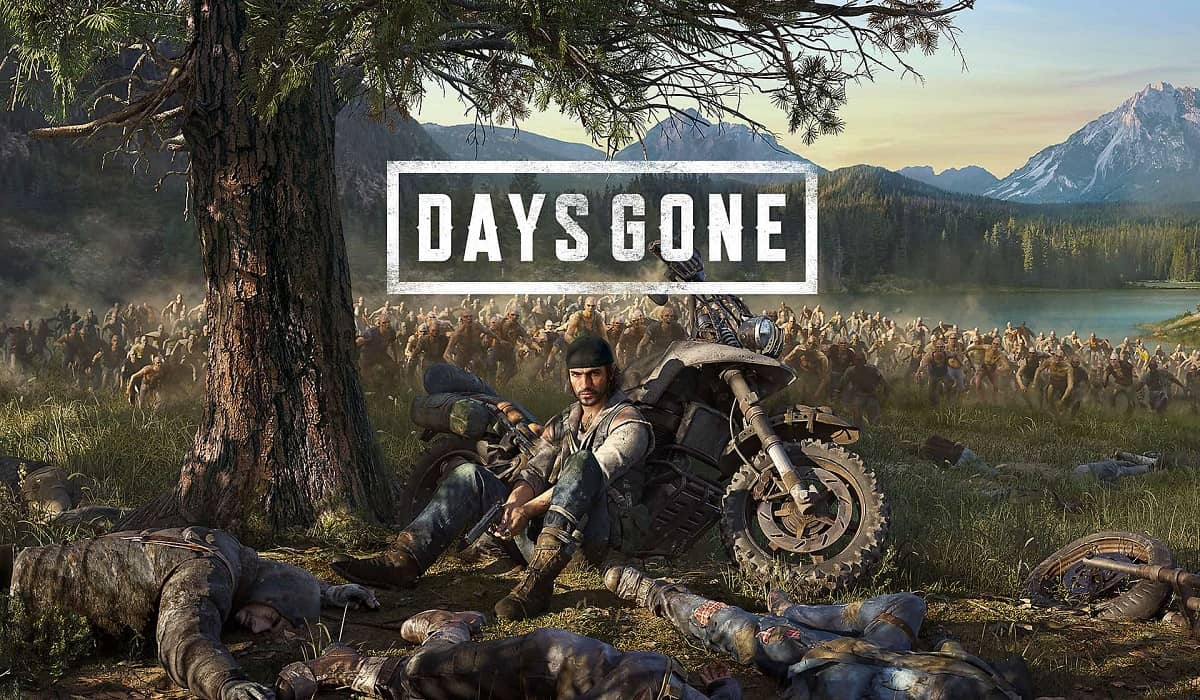 PlayStation PS5 Days Gone