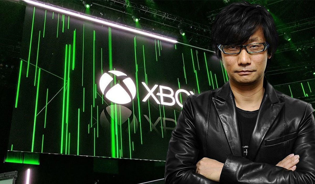 Hideo Kojima Xbox