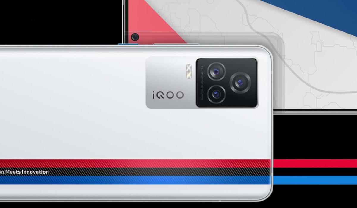 iQOO 7 Legend