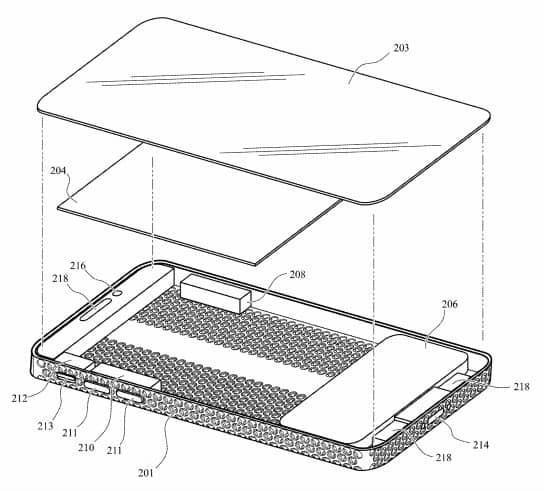 Design do Mac Pro chega a patente do Apple iPhone