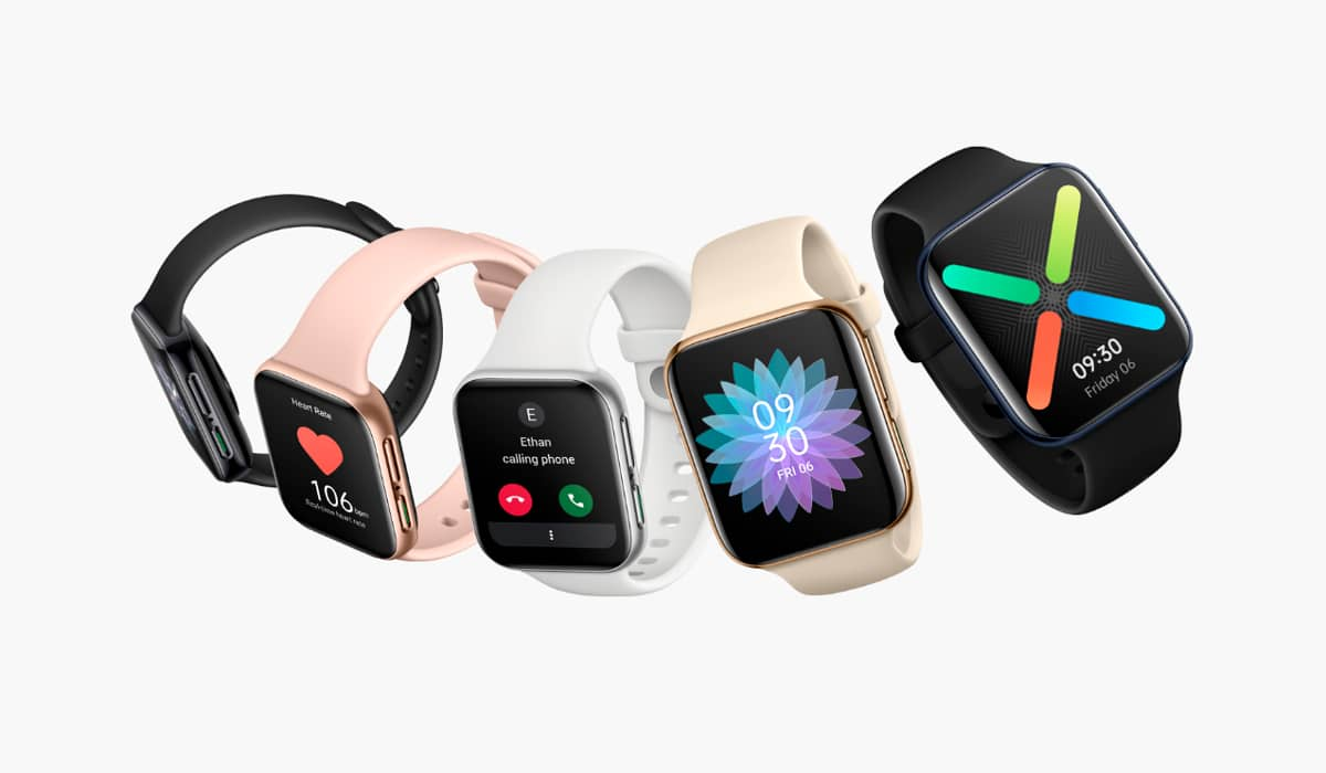 Oppo Watch Band Style App iOS Suporte