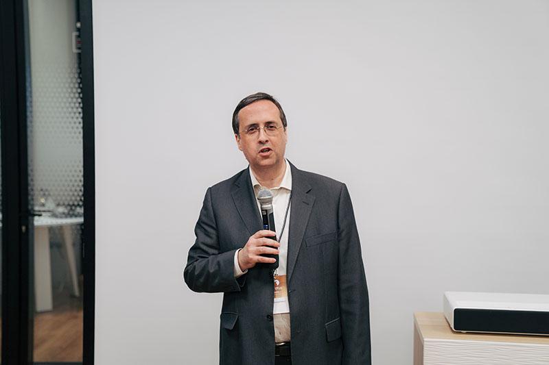 António Coutinho, CEO da Eurotux