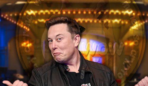 Elon Musk Dogecoin Tesla