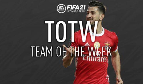 FIFA 21 UT TOTW Pizzi