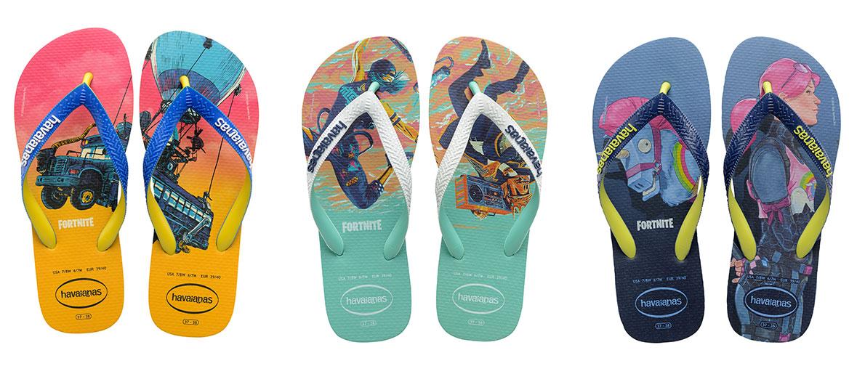 Havaianas Summer Island-Fortinete
