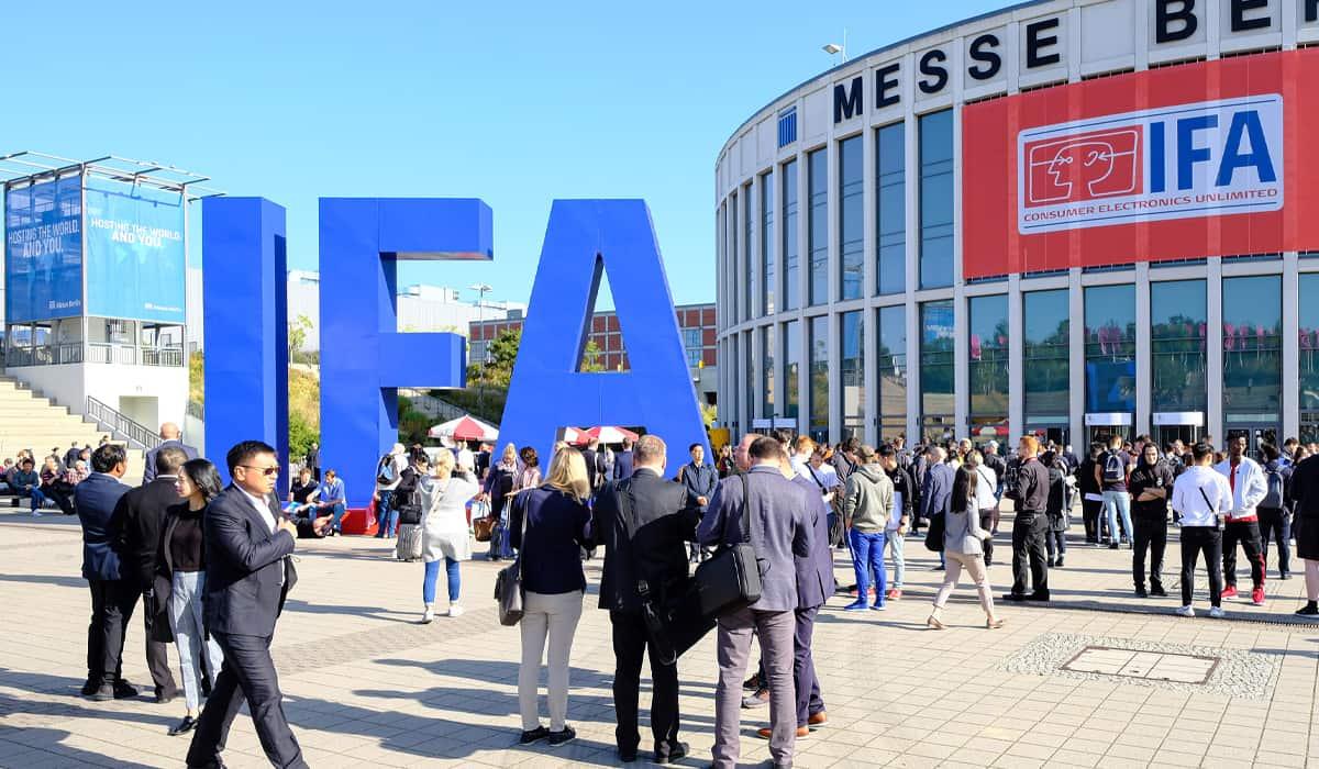 IFA 2021 Berlim Covid-19