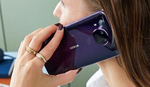 Nokia Android 11 atualização