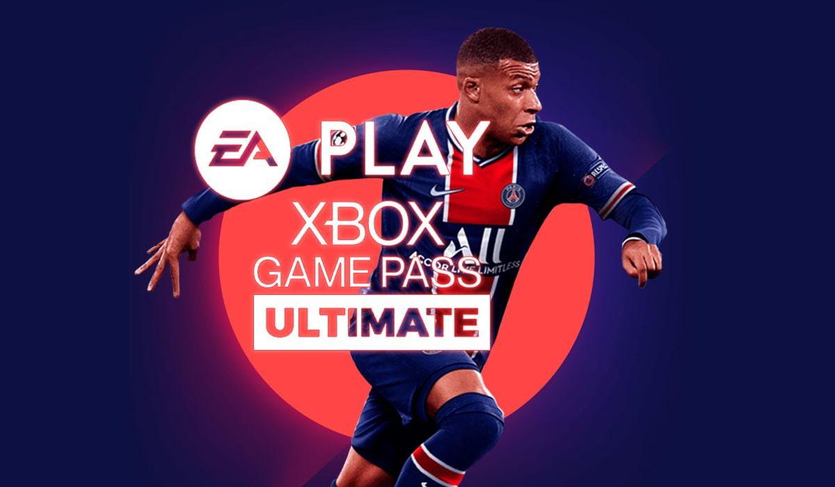 Microsoft Xbox Game Pass Ultimate FIFA 21
