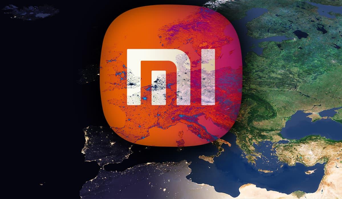 Produtos Xiaomi Europa Apple