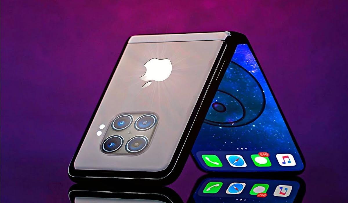 iPhone Dobrável Apple