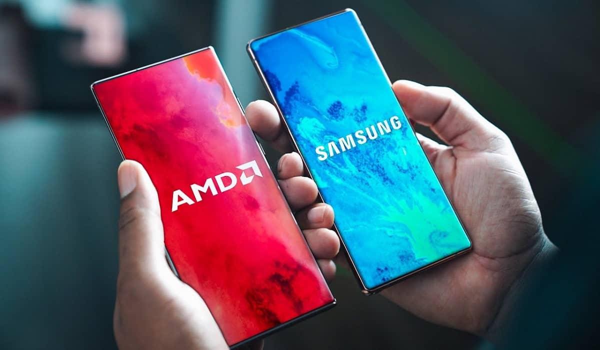 Samsung AMD