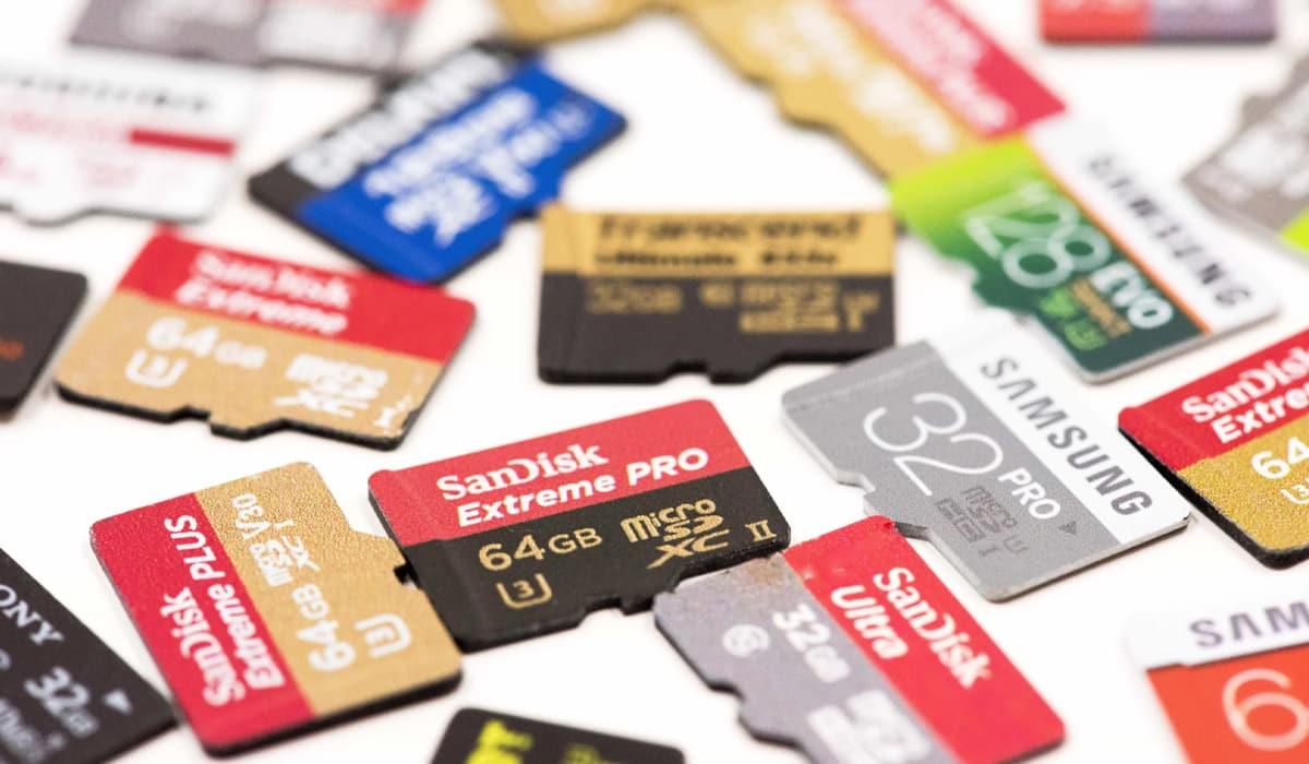 Cartões MicroSD Amazon Prime Day