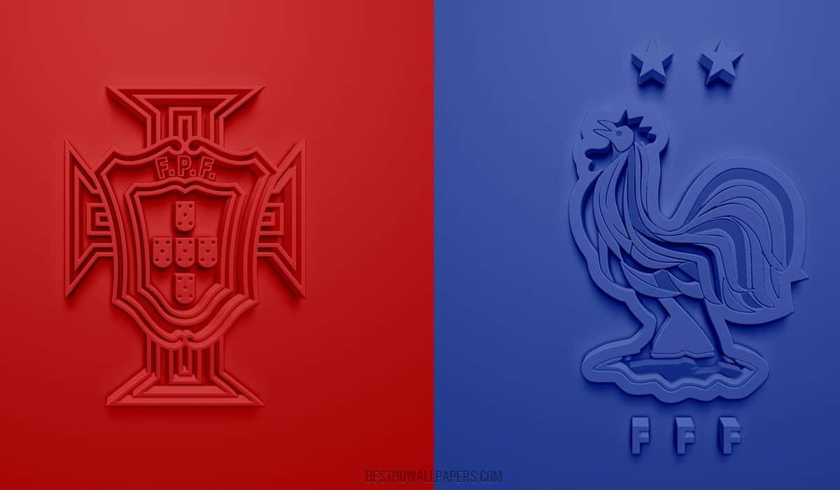 EURO 2020 Portugal França