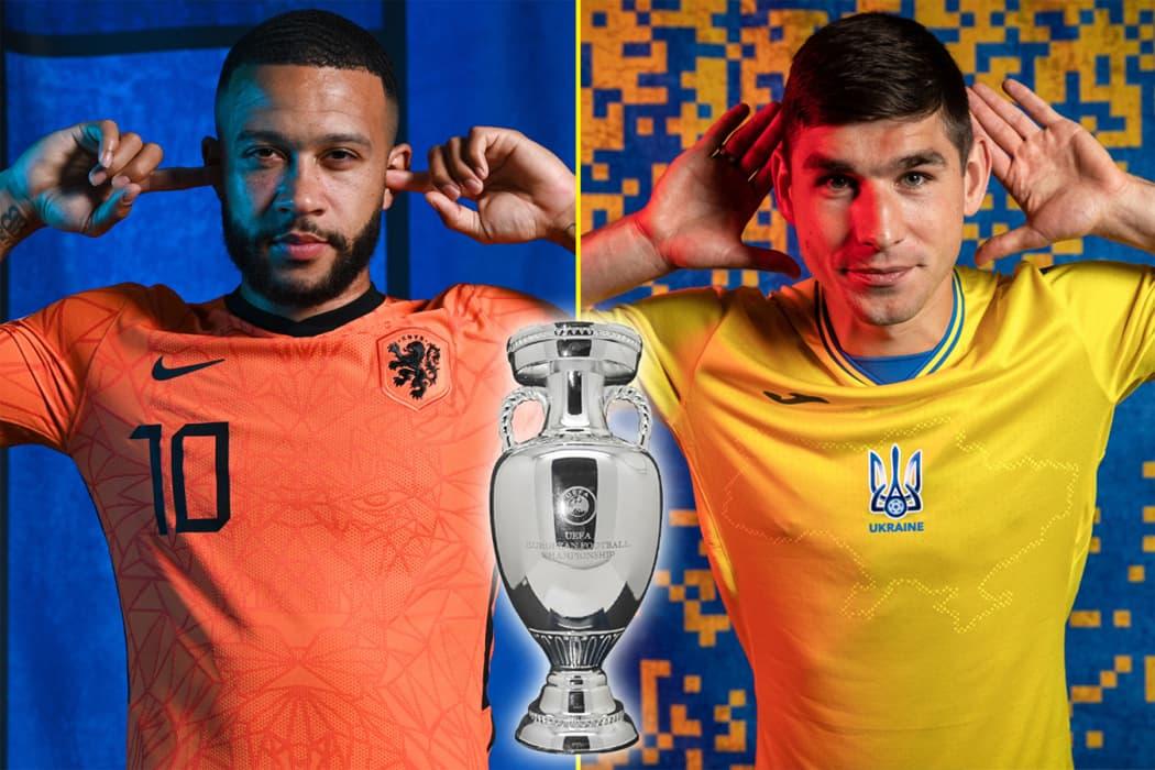 EURO 2020 holanda ucrânia