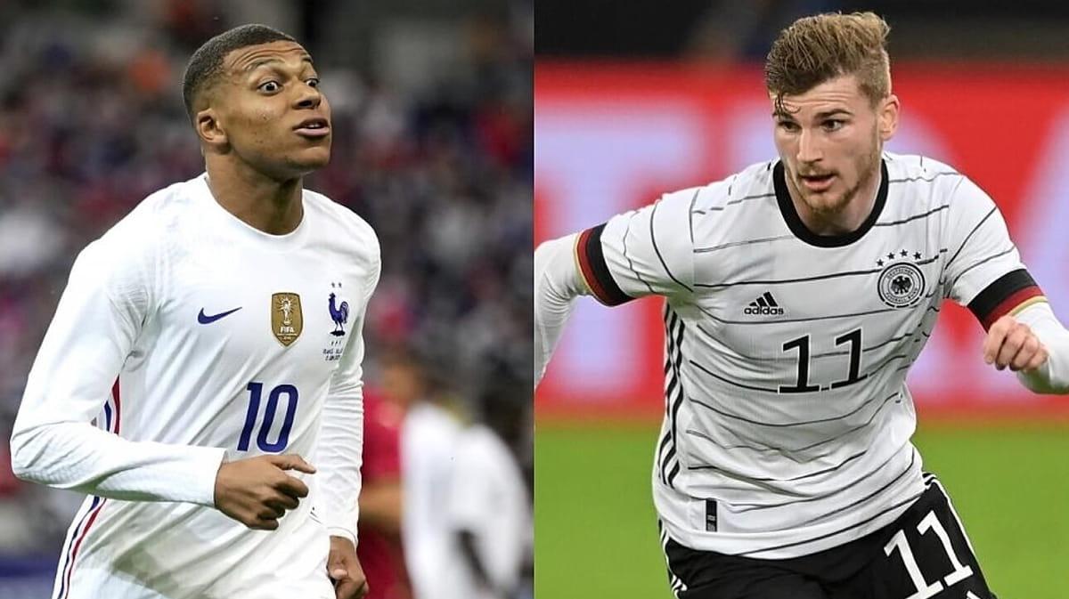 França Alemanha EURO 2020