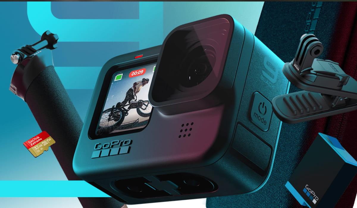 GoPro Hero9 Promo Amazon Espanha