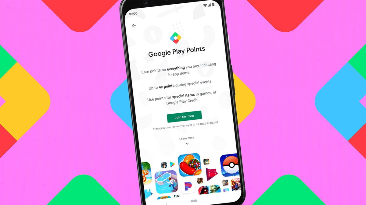 Google Play Points Portugal