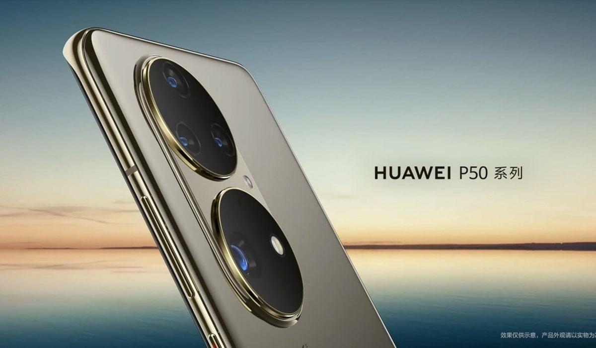 Huawei P50 data de apresentação