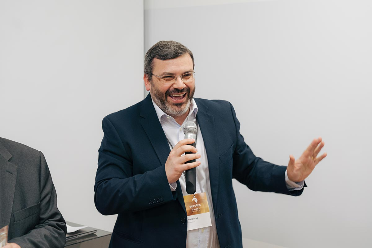 Jorge Paiva cloud híbrida, Eurotux, IBM