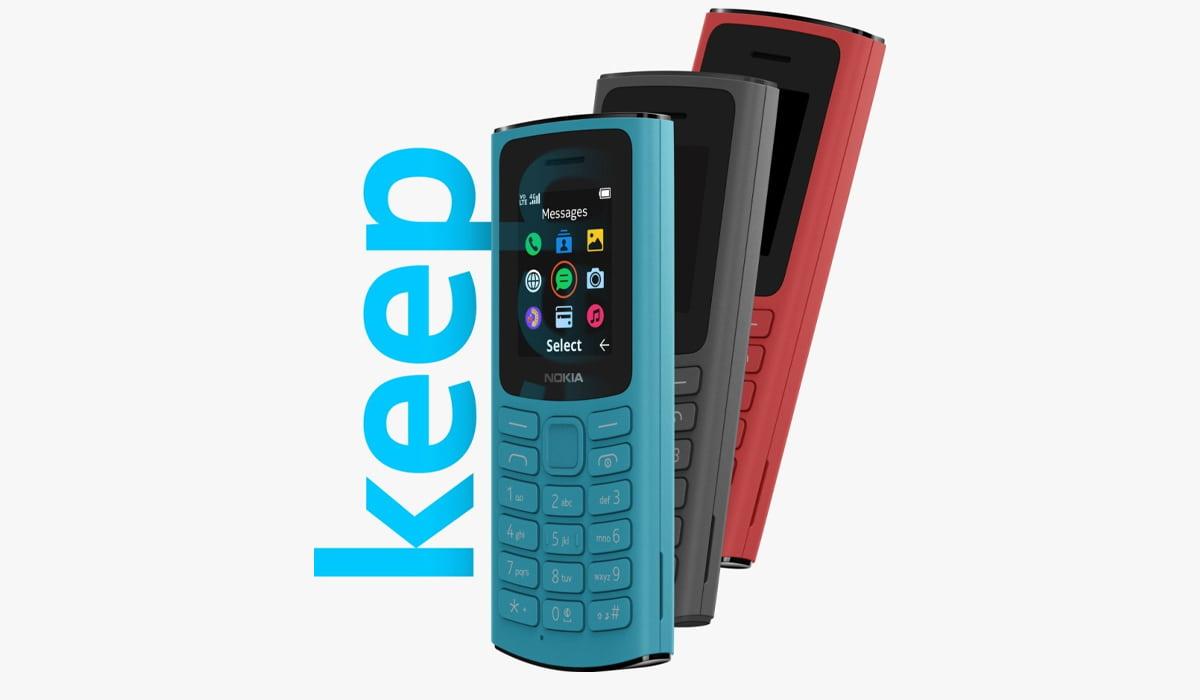 Telemóvel Nokia 105 4G