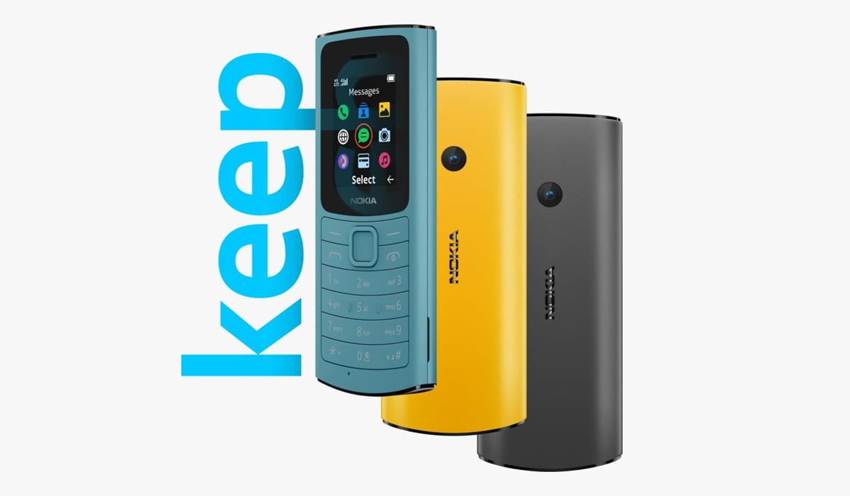 Telemóvel Nokia 110 4G