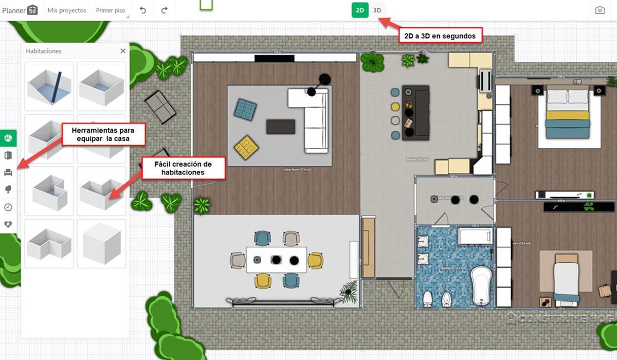 Novas tecnologias aplicadas no design de interiores