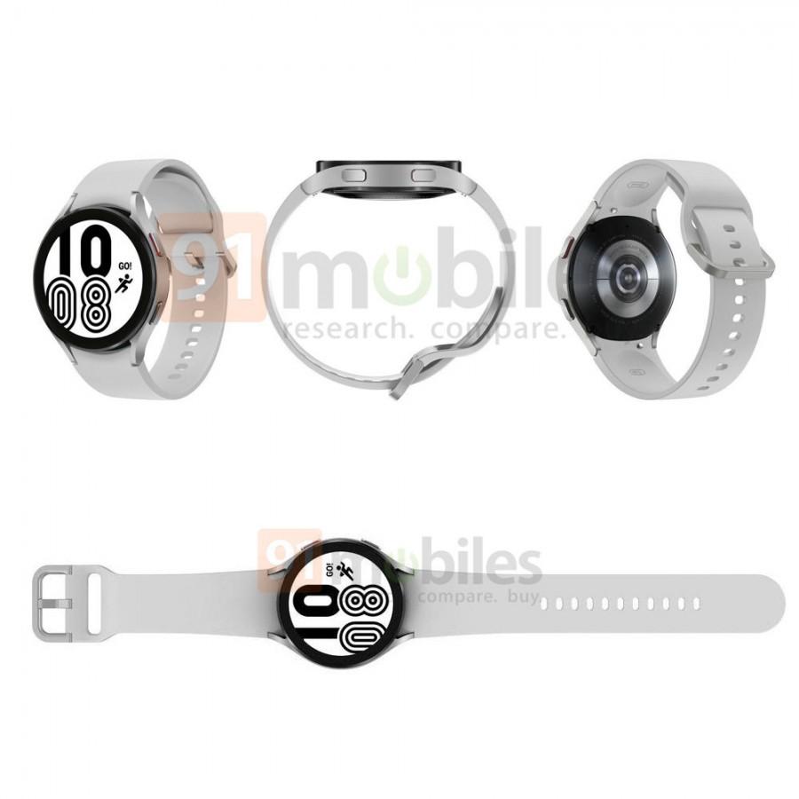 Samsung Galaxy Watch4 Samsung Watch Smartwatch Relogio Inteligente Wearables Samsung, Samsung Galaxy Watch4, smartwatch, wearables