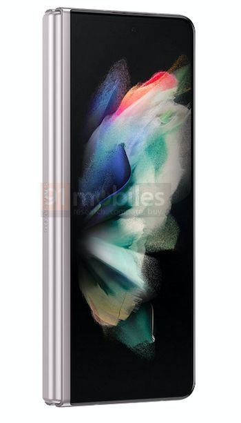 Samsung Galaxy Z Fold3 Gradiente Branco Rosa 6 cores, design, leak, Samsung, Samsung Galaxy Z Fold3, smartphone dobrável