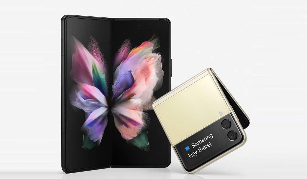 Samsung Galaxy Z Fold3 Galaxy Z Flip3