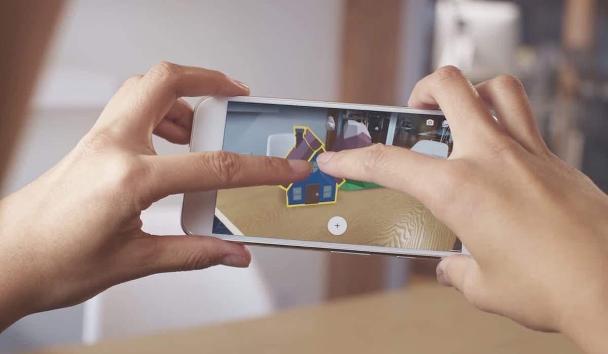 Samsung Google ARCore