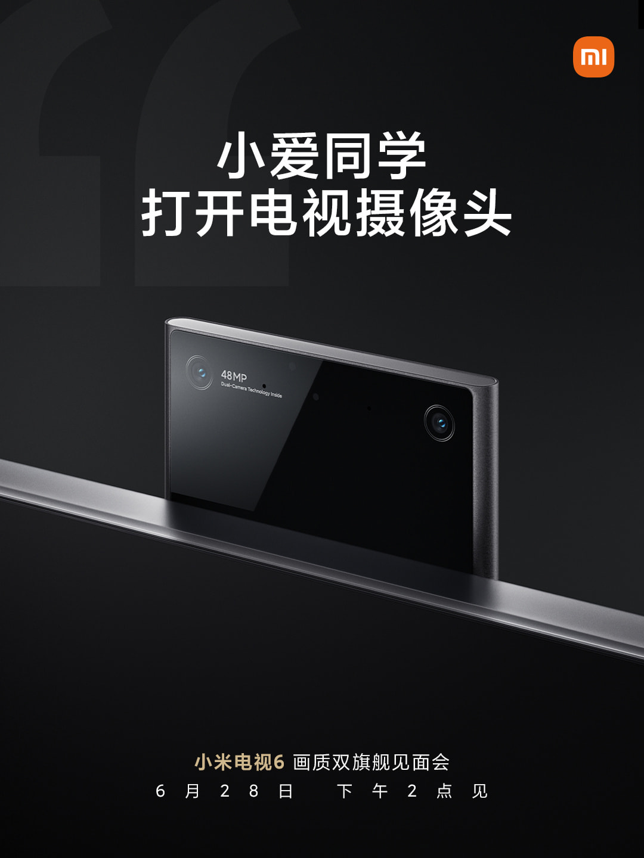 Xiaomi Mi TV 6 Smart TV