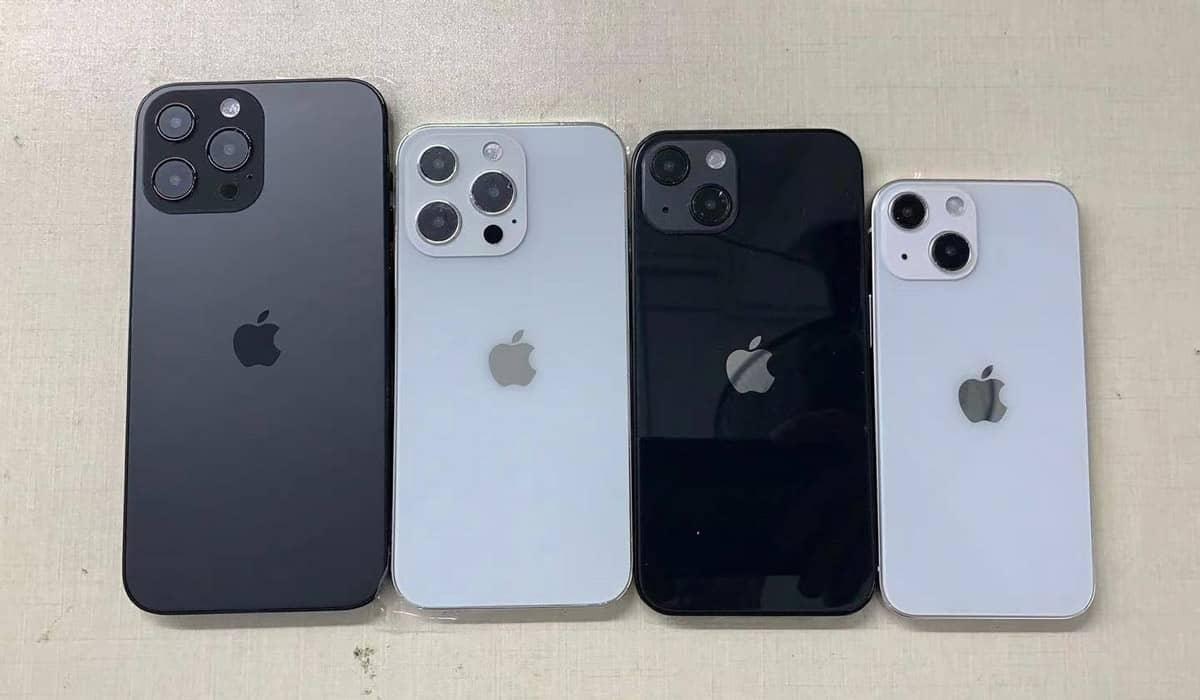 Apple iPhone 13 modelos 3D