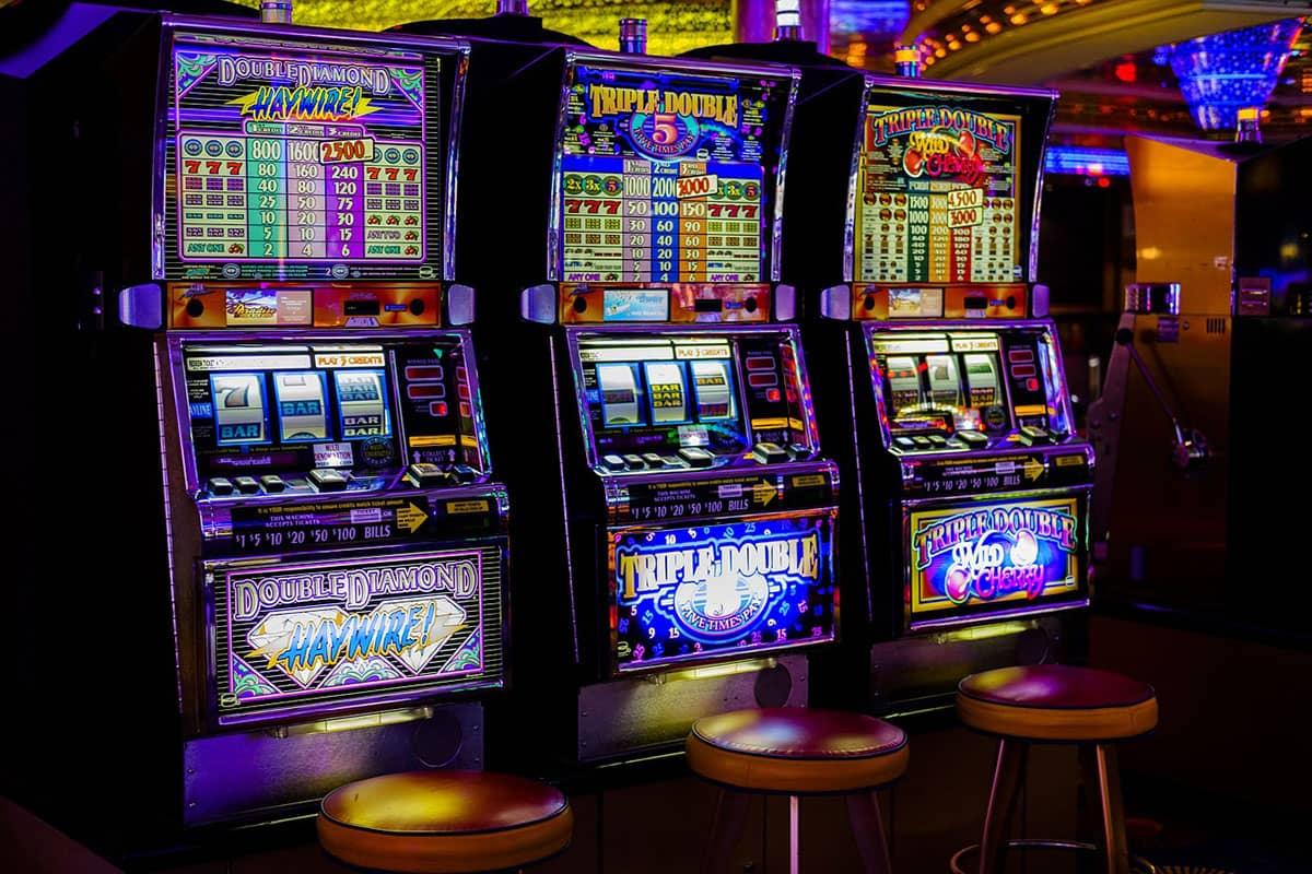 Ganhar dinheiro com slot machines online
