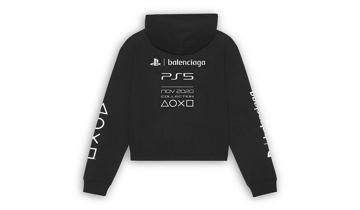 PlayStation Balenciaga Sony
