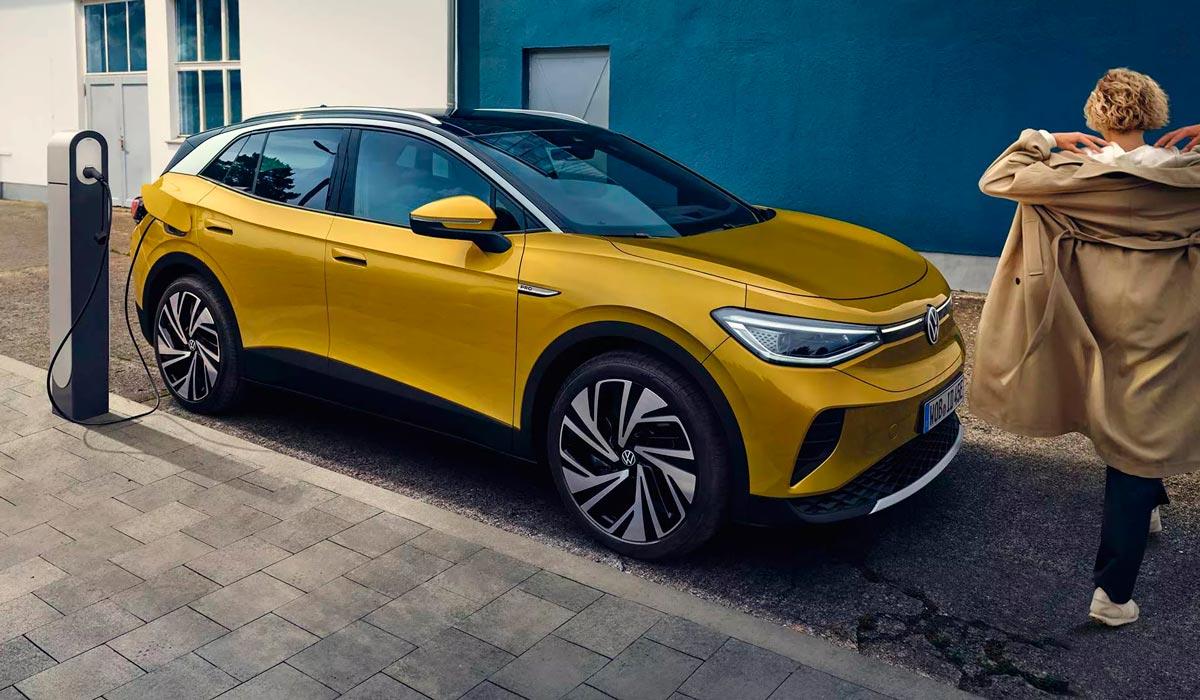 Volkswagen Carros elétricos, 2035,