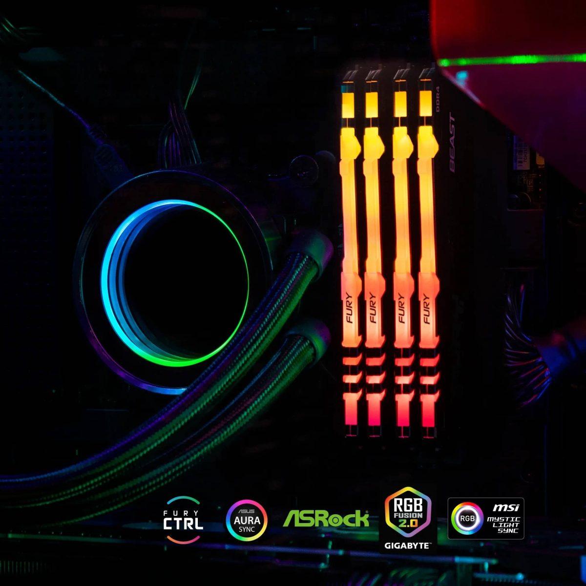 Kingston RAM DDR4